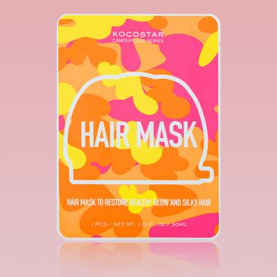 Mascara kocostar camuflada para cabelo