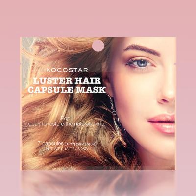 Capsulas kocostar cabelos brilhantes