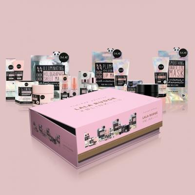 KIT K-BEAUTY GLOW BOX (10 PRODUTOS) LALA RUDGE X BLINK LAB